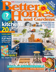 Home And Design News Free Better Homes And Gardens Magazine Gardens News With Picture