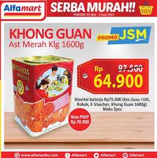 Teh Pucuk Harum Di Alfamart katalog harga promo alfamart terbaru 16 31 mei 2018 katalog harga