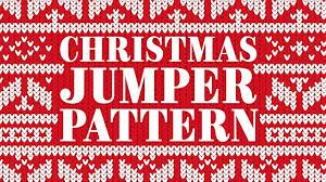 christmas pattern christmas jumper pattern adobe illustrator tutorial