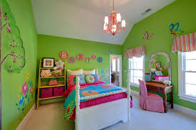 lime green bedding kids contemporary with accent wall bedroom