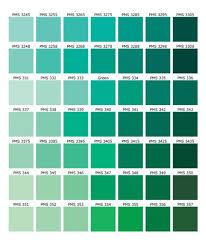shades of green green color names palette hue blog pantone shades of green