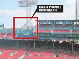 Fenway Park Seating Map More Seats At Fenway Park Dot Block In Dorchester Shrinks