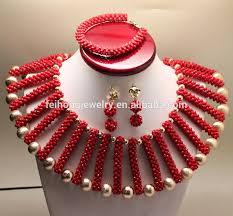 african beads necklace sets images African crystal beads necklace images jpg