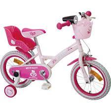 si e bebe velo hello vélo enfant 14 de 4 à 7 ans prix pas cher cdiscount