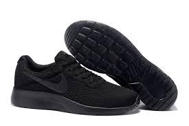 Nike Tanjun Black s s nike tanjun black anthracite running shoes 812654 001 uk