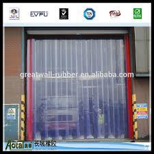 pvc door curtain anti uv plastic curtain door curtains welded pvc