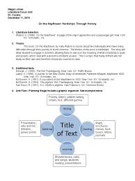 thanksgiving graphic organizer literature focus unit educational assessment map