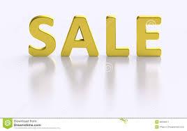 Promotion Color Sale Letters Golden Shining Color Stock Illustration Image 48340017
