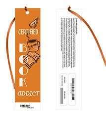 in gift in gift card gift a book bookmarks certified book