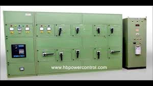 making of electrical control panel board ac drive amf mv