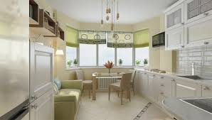 22 unique ideas for kitchens with bay window treatment