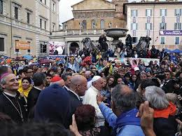 in trastevere francis warns against a u201cthrow away culture
