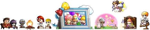 Maplestory Chairs Cash Shop Specials 9 2 9 8 Maplestory