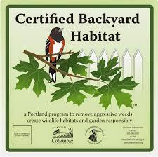 native plant nursery portland oregon chickadee gardens creating habitat in your backyard backyard