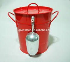 galvanized metal buckets with lids galvanized metal buckets with