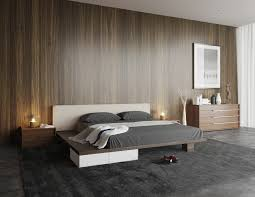 Platform Bed Modern Relax In A Zen Design With The Monviso Modern Platform Bed
