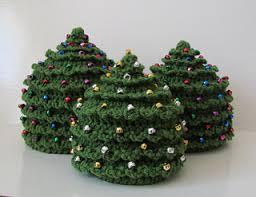 christmas tree hat ravelry christmas tree beaded hat pattern by jocelyn sass