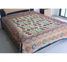nakshi kantha exclusive nakshi kantha bed sheet nk 073 priyoshop online