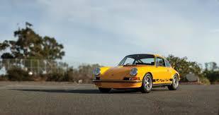 porsche carrera 1973 porsche 911 carrera rs 2 7 touring pics u0026 information