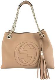 gucci soho leather shoulder bags up to 70 off at tradesy