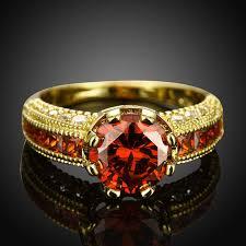 buy online rings images Online shop engagement rings cubic zirconia rings luxurious red jpg