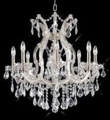 Hampton Bay Maria Theresa Chandelier 16 Best Maria Theresa Chandeliers Images On Pinterest Crystal