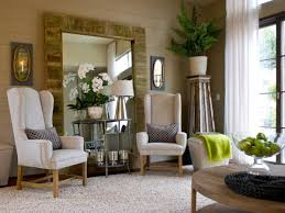 Gorgeous Living Room Ideas To Inspire A Makeover - Wing chairs for living room