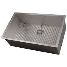 Ticor Kitchen Sinks Ticor Sinks Zero Radius 28 L X 19 W Kitchen Sink Walmart