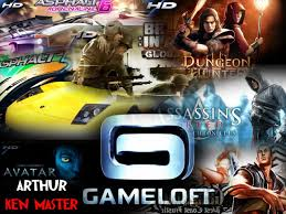 gameloft store apk donload all of the gameloft hd for android