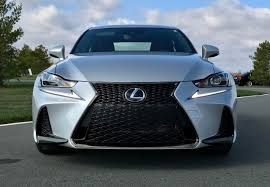 sporty lexus blue 2017 lexus is 200t f sport test drive review autonation drive