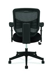amazon com basyx by hon high back work chair mesh computer