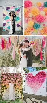 wedding unique backdrop top 20 unique backdrops for wedding ceremony ideas ceremony