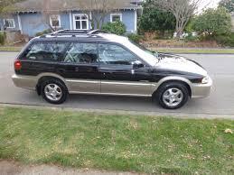 subaru legacy black 1999 subaru legacy outback limited awd auto sales