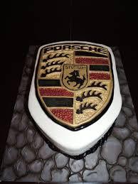 stuttgart porsche logo porsche father u0027s day cake cakecentral com