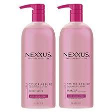 Nexxus Color Assure Pre Wash Primer - amazon com nexxus color assure system for color treated hair