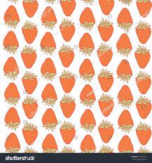 repeating halloween background cute repeating strawberry background strawberry pattern stock