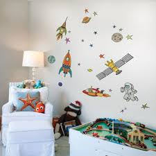outer space wall sticker peel and stick repositionable fabric outer space wall stickers
