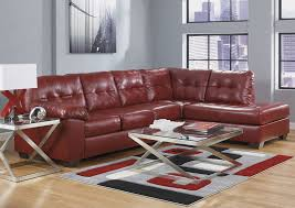 Durablend Leather Sofa St Germain S Furniture Alliston Durablend Salsa Right Facing