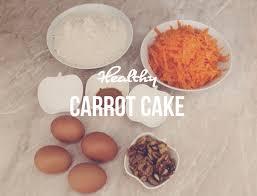 healthy carrot cake fıt u0027n u0027 healthy