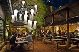 gallery café designed by architect