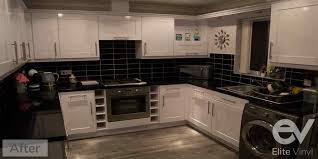 white gloss kitchen cupboard wrap kitchen wrapping elite vinyl