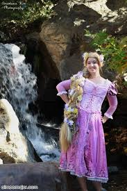 disney tangled rapunzel costume 6 steps pictures