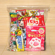 japanese dagashi candy set u0026 mystery gift summer 2017 u2013 napajapan