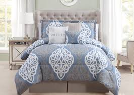 White Comforter Sets Queen Duvet Queen Bedding Sets Blue Piece Queen Pretty Blue White