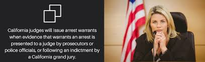 Active Bench Warrant Do Warrants Expire In The State Of California