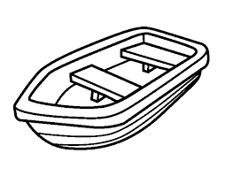 Boat Coloring Pages Preschoolers Coloringstar