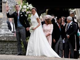 pippa middleton u0027s stunning wedding gown is by this designer