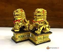 fu dogs feng shui fu dogs temple lions feng shui india