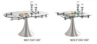 Oval Glass Dining Room Table 19 Oval Glass Dining Room Table Traditional High End
