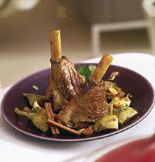 cuisiner une souris d agneau souris d agneau sautées aux épices et aux artichauts